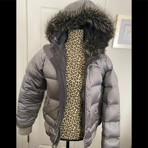 North face winter bomber jacket